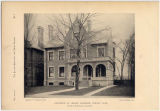 Anderson, George, Residence