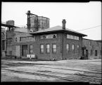 Euston, Alexander, and Company Linseed Oil Plant