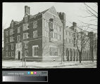 University of Michigan, Cook, Martha, Building