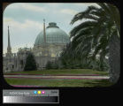 Panama-Pacific International Exposition, Horticulture Palace