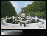 Jardin du Luxembourg, Fountain of the Four Continents