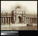 World's Columbian Exposition, Peristyle