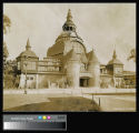 World's Columbian Exposition, Swedish Government Building