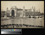 World's Columbian Exposition, Electricity Building