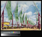 Century of Progress International Exposition, Avenue of Flags