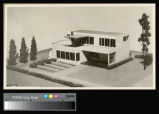 Century of Progress International Exposition, Model House, Design for Living House