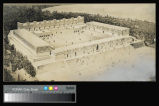 Century of Progress International Exposition, Uxmal, Nunnery Quadrangle