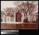 Harvard University, Harvard Yard Gates, Class of 1877 Gate