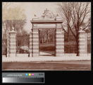 Harvard University, Harvard Yard Gates, Class of 1890 Gate