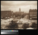 Cadillac Square and Wayne County Building