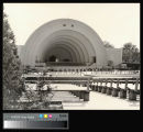 Texas Centennial Exposition, Band Shell