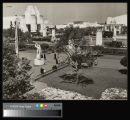 Golden Gate International Exposition, Treasure Garden