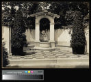 Armour, J. Ogden, Residence (Lake Forest, IL), Garden