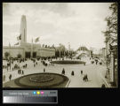 Brussels International Exposition of 1935, Centenaire Boulevard