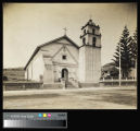 San Buenaventura Mission, Church