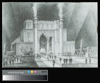 Century of Progress International Exposition, King Solomon's Temple
