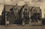 University of Chicago, Eckhart, Bernard Albert, Hall