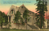 Alaska-Yukon-Pacific Exposition, Manufacture Building