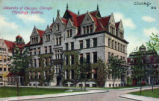 University of Chicago, Culver Hall