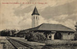Chicago, Milwaukee, St. Paul and Pacific (CMStP&P) Railroad Station (Chicago, IL: Sheridan...