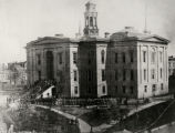 Cook County Courthouse and City Hall (1851)