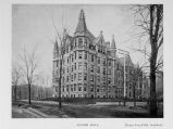 University of Chicago, Foster, Nancy, Hall