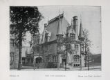 Cass, George W., Residence