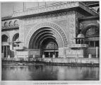 World's Columbian Exposition, Transportation Building