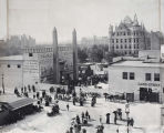 World's Columbian Exposition, Midway Plaisance, Cairo Street