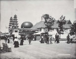World's Columbian Exposition, Midway Plaisance, Chinese Village and Theatre