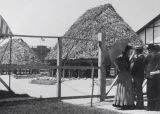 World's Columbian Exposition, Midway Plaisance, Samoan Village