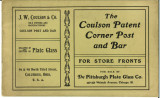 Coulson Patent Corner Post and Bar