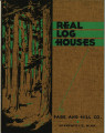 """Real Log Houses"""