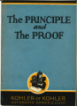 """The Principle and the Proof"""