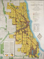 """Preliminary Comprehensive City Plan of Chicago"""
