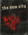 """The New City: Principles of Planning"", cover"