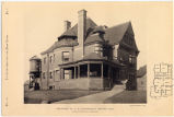 Chamberlin, Alfred W., Residence