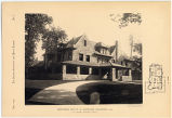 Bartlett, William H., Residence