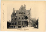 Goudy, William C., Residence