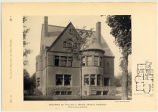 Moore, William V., Residence