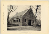 Graceland Cemetery, Chapel and Mortuary Crypt