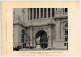 World's Columbian Exposition, Administration Building