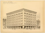 Meyer, M.A., Wholesale Store Building for the Estate of