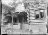 Albright Family Log House